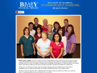 Brady Physical Therapy - Visit our new office in San Mateo