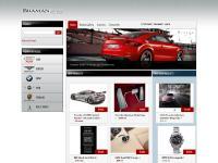 bramanautoparts.com Magento, Varien, E-commerce