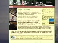 Music : Brave Amazons : One Woman's Spiritual Journey Through Breast Cancer