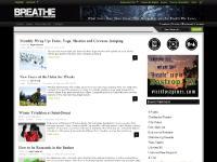 Breathe Magazine - Ignite Adventure, Endure the Sport