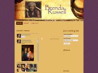 Brendarussell.com — Grammy & Tony Nominated Singer-Songwriter