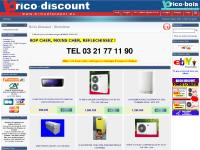 Brico Discount :: Boutique en ligne