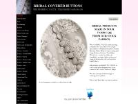 bridalcoveredbuttons.co.uk Covered Buttons, Bridal, Button Covering Service