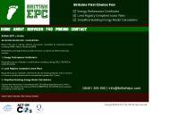 British EPC | Energy Performance Certificates | Land Registry Compliant Lease Plans