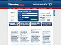 Jobs in British Journalism - British Journalism Jobs