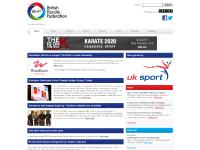 British Karate Federation, England, Scotland, Wales, Nothern Ireland