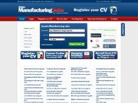 Jobs in British Manufacturing - British Manufacturing Jobs