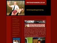 British Spanking where girls get spanked and caned