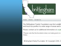 brittinghamfamilyfoundation - Home