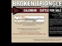 Broken Triangle Cattle Company | Caldwell, Texas