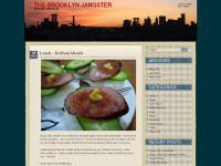 brooklynjangster.com The Brooklyn Jangster, Lunch – Kielbasa Musubi, Lunch