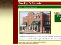 brooklynspizzeria.net Brooklyn's Pizzeria