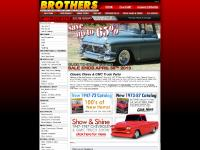 Brothers Chevy & GMC Classic Truck Parts : 1947-87 Original & Custom Classic Chevrolet