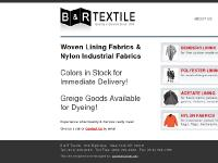 Bemberg Linings - Greige Goods - Converters of Custom Woven Lining Fabrics and Nylon Industial Fabrics