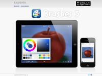 brushesapp.com Features, Artists, Brushes Viewer