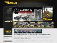 bsaoptics.com rifle scopes, scopes, optics