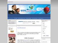 BSNL, BSNL Broadband, Indian Broadband
