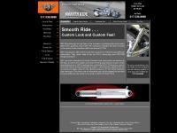 btmfg.com B&T Manufacturing, harley shock, harley davidson accessory