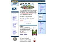 Discount Health Food Products - Welcome to Back To Nature Online!