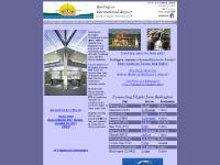 btv.aero Weather, Parking Info, Flight Info