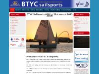 BTYC Sailing & Windsurfing club in North London - Welcome