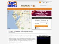 Budget Self Storage Florida, Secure Storage Units and Packing Supplies