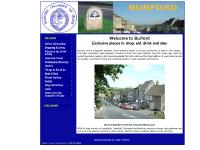 BURFORD COTSWOLDS - Welcome page