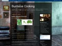 Burmese Cooking
