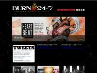 burn24-7.com 24-7 Prayer, Burn Wagon, Burning Ones