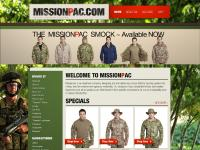 MissionPac Military Clothing Welcome to MissionPac MissionPac Military Clothing