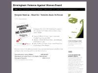Birmingham Violence Against Women Board