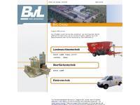 BvL Group - Landmaschinen- Oberflächen- und Elektrotechnik