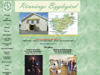 Välkommen till Rönnängs Bygdegårds Hemsida