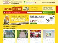 byggmax.se Har du glömt ditt lösenord?, Skicka lösenord, Min sida