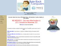 Byteback Computers - Specializing in Laptop, Desktop, & MAC Repairs
