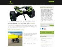 C-Tug Kayak Cart Canoe Dolly | Paddlesports & Kayak Accessories