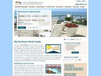 Myrtle Beach Real Estate - Myrtle Beach Homes