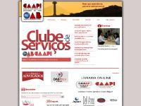 caapi.org.br Institucional, História, Diretoria