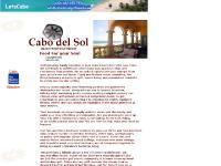 Cabo Vacation rental, Cabo Vacation rentals, Baja Vacation Rentals, Cabo del Sol Villas
