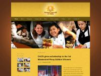 chef school, center for culinary studies, center for asian culinary studies, gene gonzalez