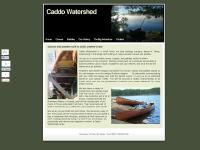 caddowatershed.com canoe, paddles, Starr Bowen