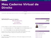 cadernodathalita.blogspot.com 11:33, DIREITO PROCESSUAL CIVIL V, 11:25