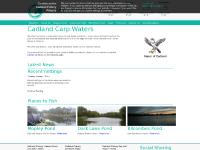 Mopley Farm Cadland Fishery Home Page