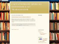 CAET-CENTRO DE APOIO AO ESTUDANTE E AO TRABALHADOR