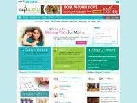 CafeMom - Moms Connecting About Pregnancy, Babies, Home, Health, and More