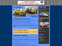 car and van servicing, MoT and repairs in Aviemore at Cairngorm Auto Repairs