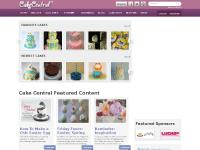 cakecentral.com Copying Cake Photos without permission, Ruffle cake. How do I do this?!?!?!?!