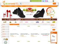 Liberte suas MANIAS - Venda de Calçados On Line - CalceMania - Calce Mania
