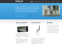 cam.ly security cameras, wireless security cameras, camera