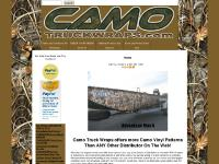 camotruckwraps.com Camowraps for Trucks, Camo Wraps for ATV's, Boats